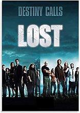 Tiiiytu Lost Tv Series Posters And Prints Wall Art