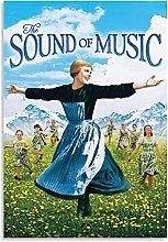 Tiiiytu The Sound Of Music Movie Posters Canvas