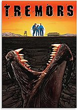Tiiiytu Tremors Movie Posters And Prints Canvas
