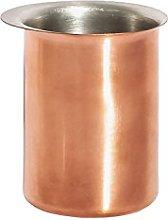 Tiipoi Ayasa Milk Pourer 35cl Copper, 7.8 x 8.5 x