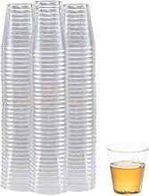 TIJAR® Shot Glasses, Pack of 1000 Plastic Shot