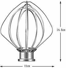 Tilt Head Stand Mixer Wire Whisk for Kitchenaid