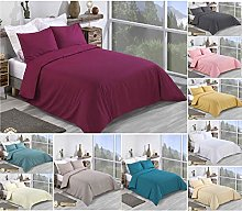 Tim's Textile Kingsize Duvet Cover Sets 100%