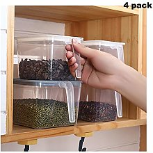 TIM-LI Plastic Storage Containers - Food