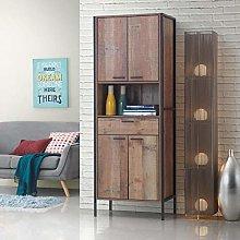 Timber Art Design Stretton Tall Storage Kitchen