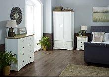 Timber Art Design Uk - Carden White 3 Piece