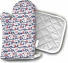 Timdle Ovenmitts And Potholders,Modelcal Pattern
