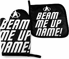 Timdle Personalised Beam Me Up Scotty Star Trek