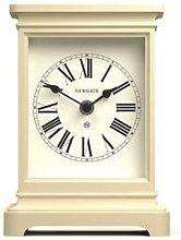 Time Lord Mantel Clock Cream