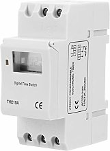 Time Switch 220-240VAC 16A Programmable LCD