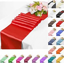Time to Sparkle 10PCS 12x108inch Satin Table