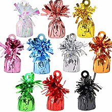 Time to Sparkle 18pcs Heavy Balloon Weights Foil