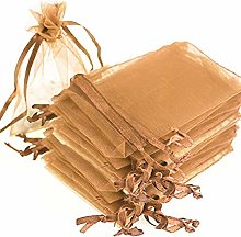 Time to Sparkle TtS 100pcs Pouches Organza Gift