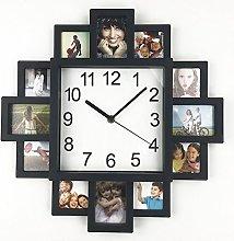 Timelike DIY Frame Clock, DIY Wall Clock Modern
