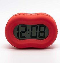 Timelink Digital Alarm Clock for Bedrooms Travel,