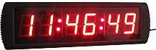Timer 3 Inch 6 Digit LED Electronic Timer Simple