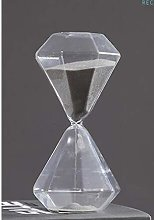 Timer Glass Gold Hourglass, Creative Gift Glass