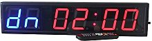 Timer Gym Timer 4 Inch High Interval Clock Count