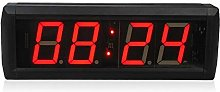 Timer Large LED Countdown Clock Interval Wall