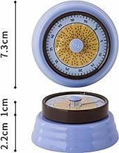 Timer Mechanical Household Items/Light Purple /