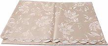 Timesuper Heavy Duty Oilcloth Tablecloth PVC
