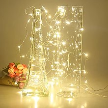 Timewanderer Warm White String Starry Fairy AA