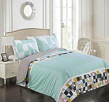 Tims Textiles Duvet Cover Set King Size Bedding