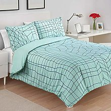 Tims Textiles Duvet Cover Super King, Printed Bed