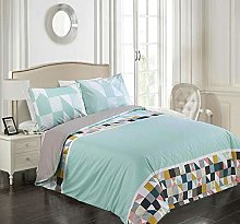 Tims Textiles Duvet Cover with Pillow Case Bedding