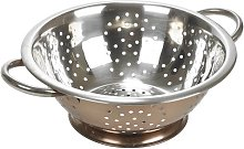 Tin Plated Steel Colander Symple Stuff