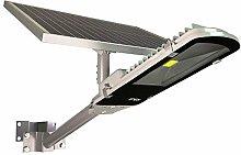 TIN Sum 150W LED Solar Street Light,18000LM 6500K