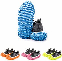 Tina 4 Pairs Mop Slippers,Multi-Function Floor