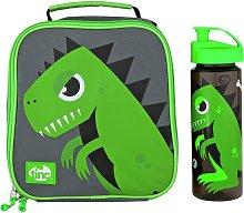 Tinc Dinosaur Lunch Bag & Water Bottle - 500ml