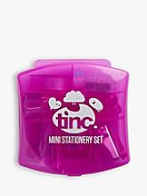 Tinc Mini Stationery Set 2, Pink