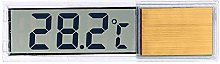 TiooDre Aquarium Thermometers, LCD Digital
