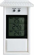 TiooDre Digital MIN/MAX Thermometer, Greenhouse