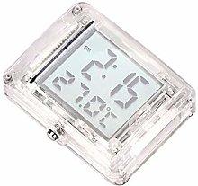 TiooDre Motorcycle Clock,Luminous Clock,ATV
