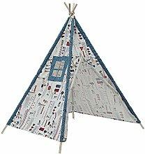 Tipi Tent, Teepee Tent Kids, Play Teepee, Cotton