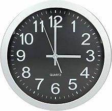 TIPTOP OFFICE Wall Clock, Black