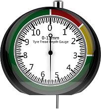 Tire Tread Depth Gauge - Depth Measuring Tool -
