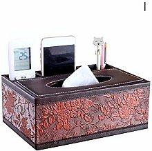 Tissue Boxpartition Design of Artificial Leather
