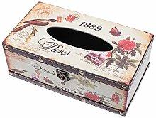 Tissue Boxtissue Box Napkin Holder Creative Paper