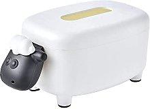 Tissue Holder, Cartoon Toilet Paper Storage Box