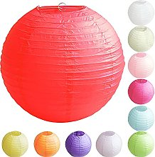 Tissue Paper Round Lanterns LampShade Lamp Shade