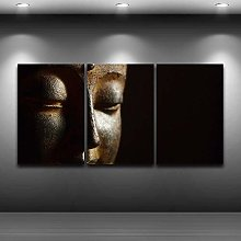 Titoboo Bronze Buddha Spray Oil Painting