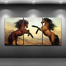 Titoboo Spray Oil Painting Decoration for Home