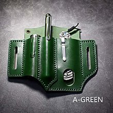 TITST Tool Storage Waist Bag Leather Pocket Wallet