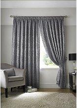 Tivoli, Silver Lined Curtains, Trailing Leave
