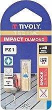 TIVOLY 11523220100 Diamond Impact Torsion Screw