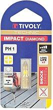 TIVOLY 11523320100 Diamond Impact Torsion Screw
